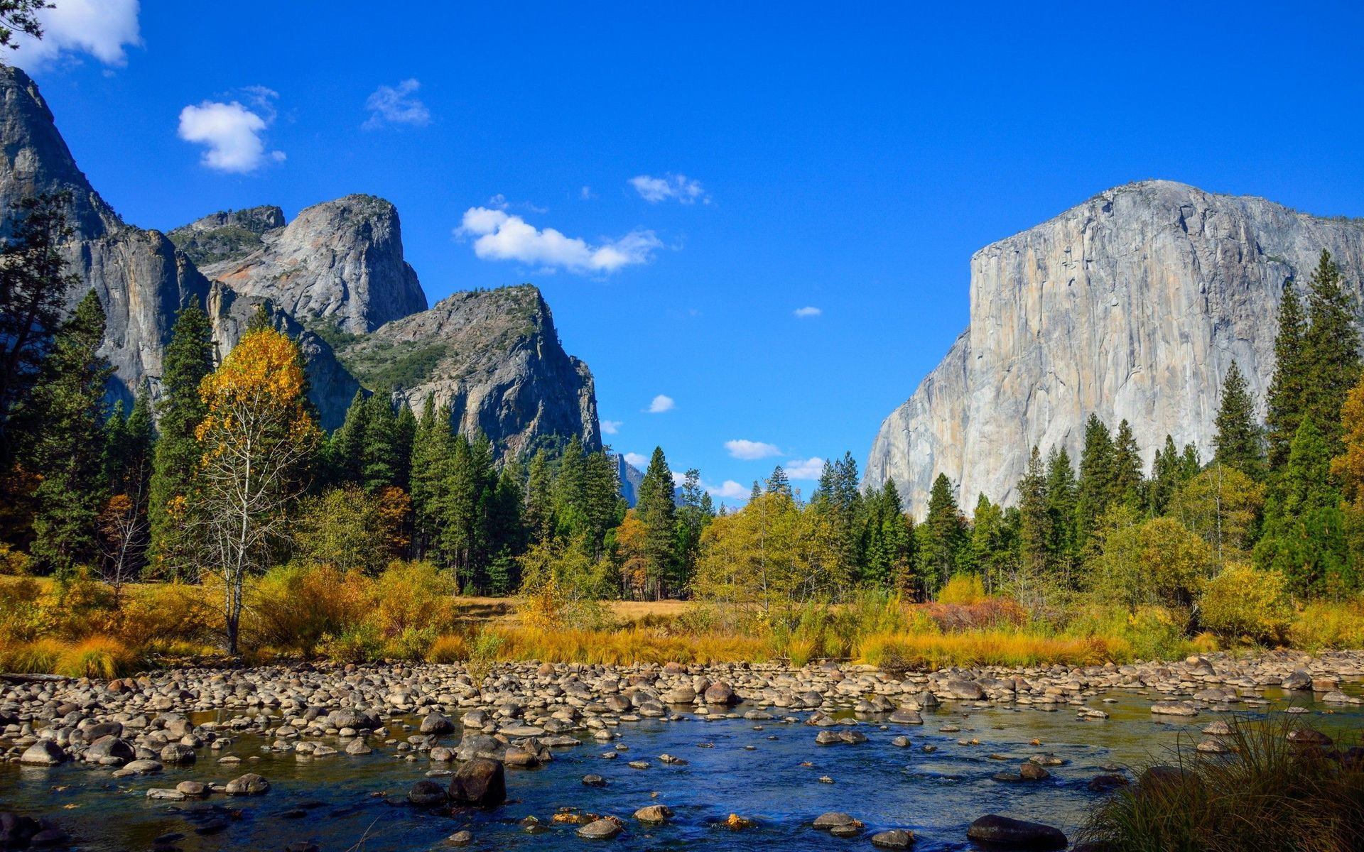 Yosemite National Park wallpaper 1920x1200