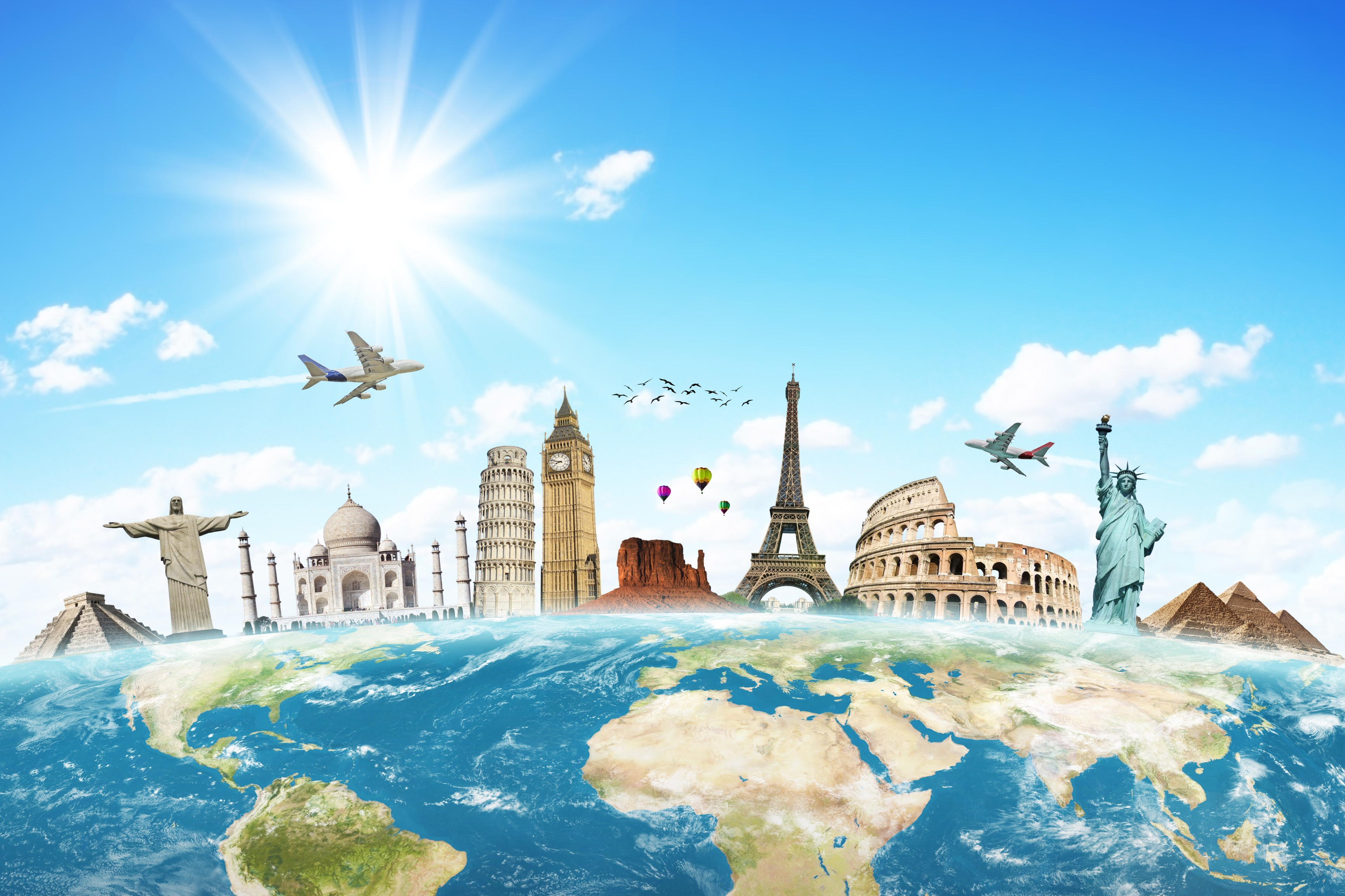 Travel the world Stock HD Wallpaper   New HD Wallpapers 3464x2309