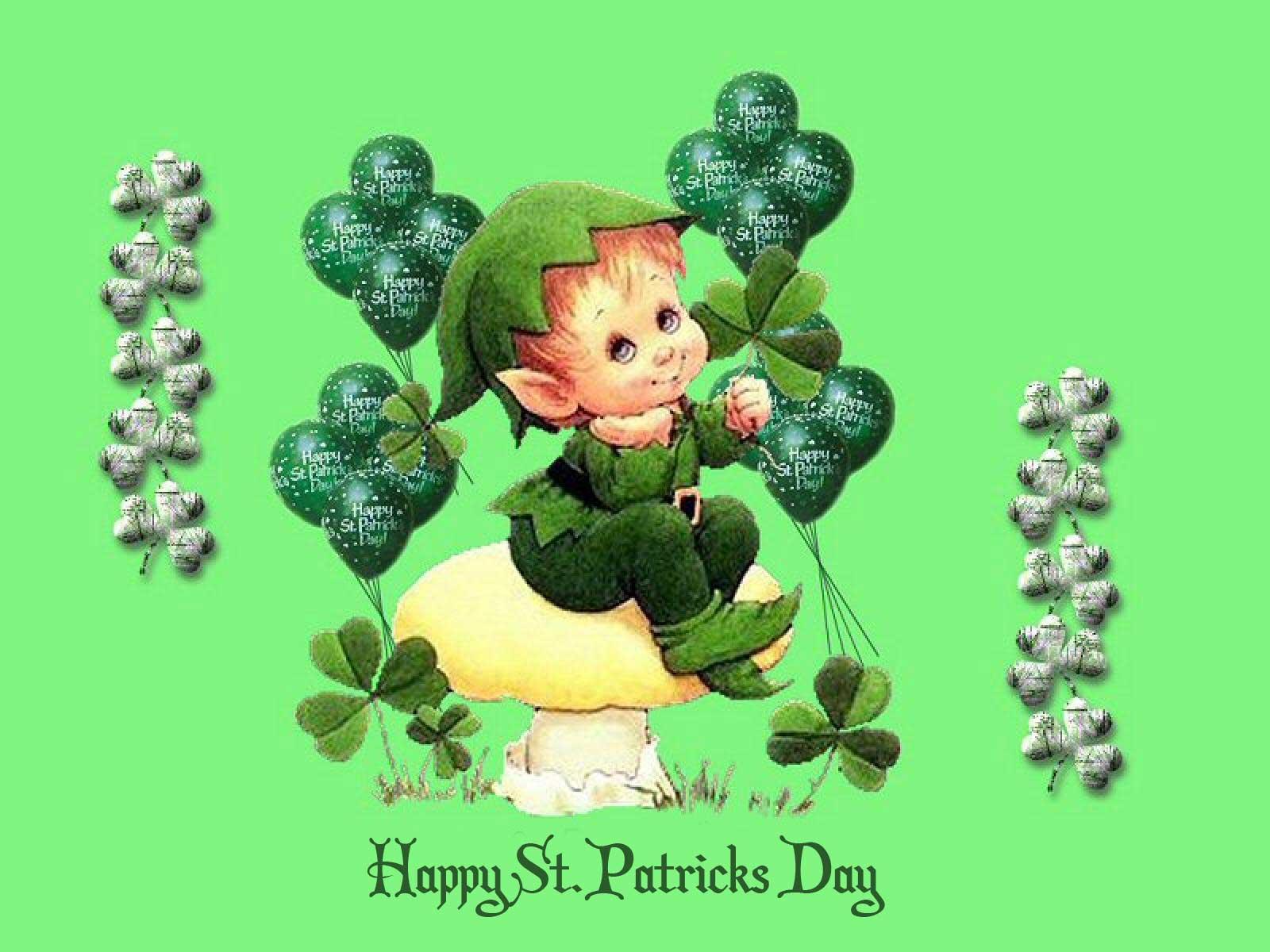 76 Free St Patricks Day Desktop Wallpaper On Wallpapersafari