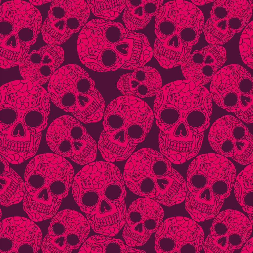 Pink Sugar Skull Wallpaper Candy Lacquer Skulls Pictures 1000x1000
