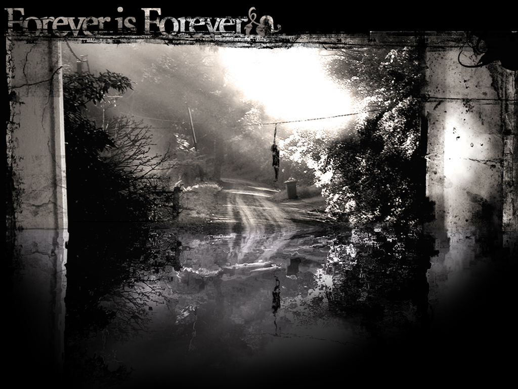 Forever is forever wallpaper from Gothic wallpapers 1024x768