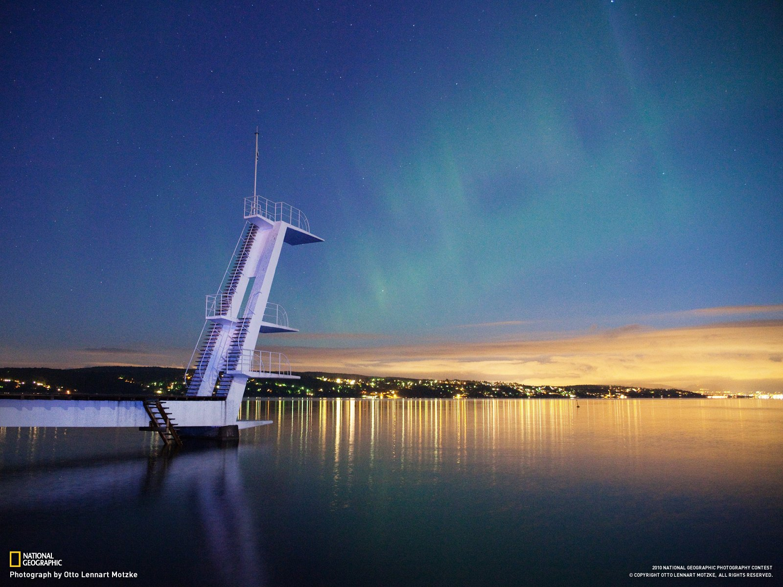 Aurora Borealis Oslo NorwayAurora Borealis Wallpaper National 1600x1200