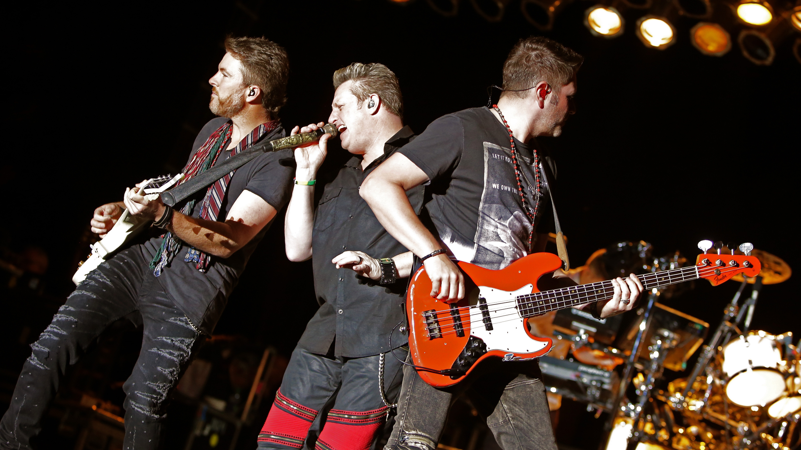 Rascal Flatts to perform summer concert at Canal Park in Akron 2560x1440