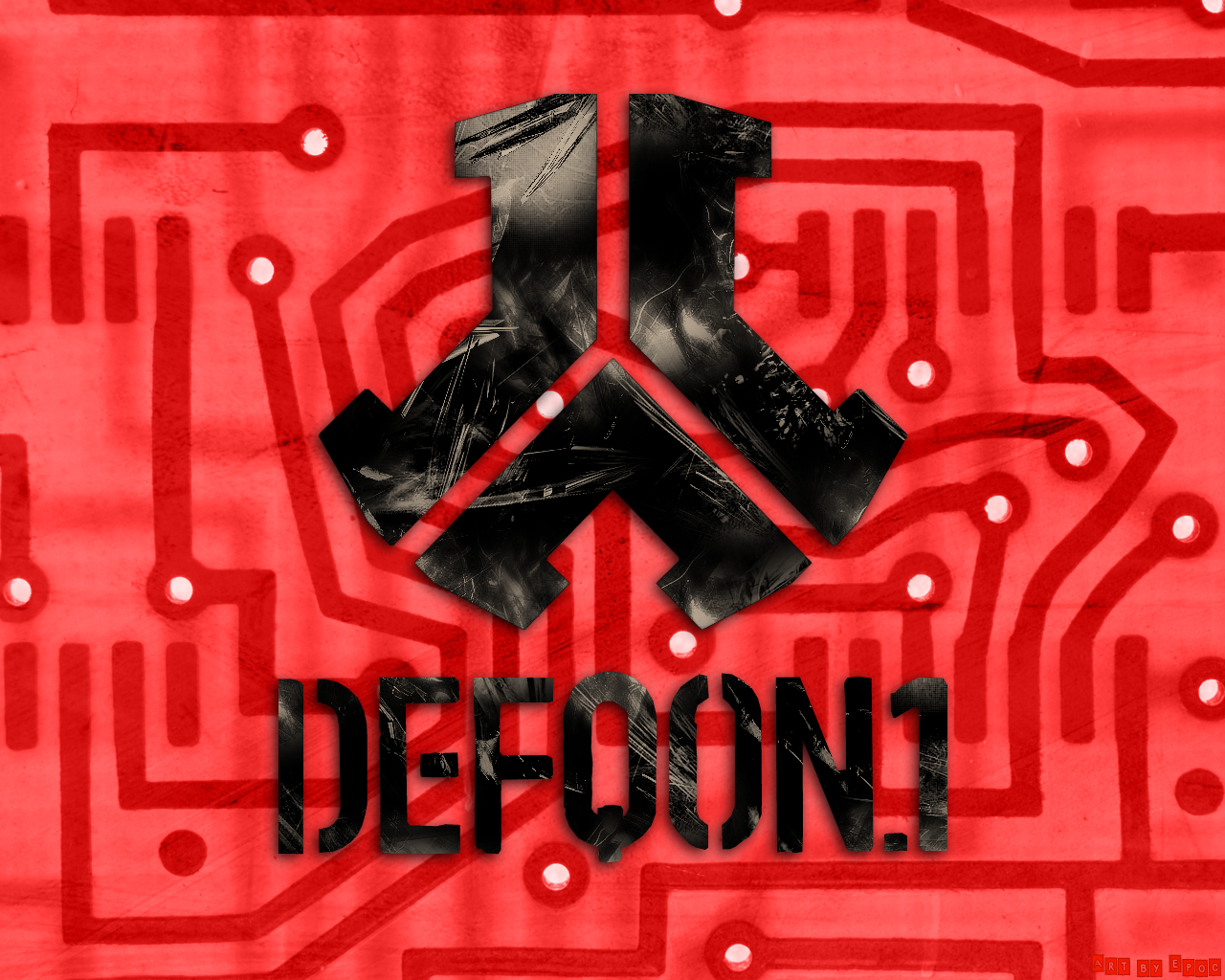 Defqon1 wallpaper by Epoc22 1280x1024