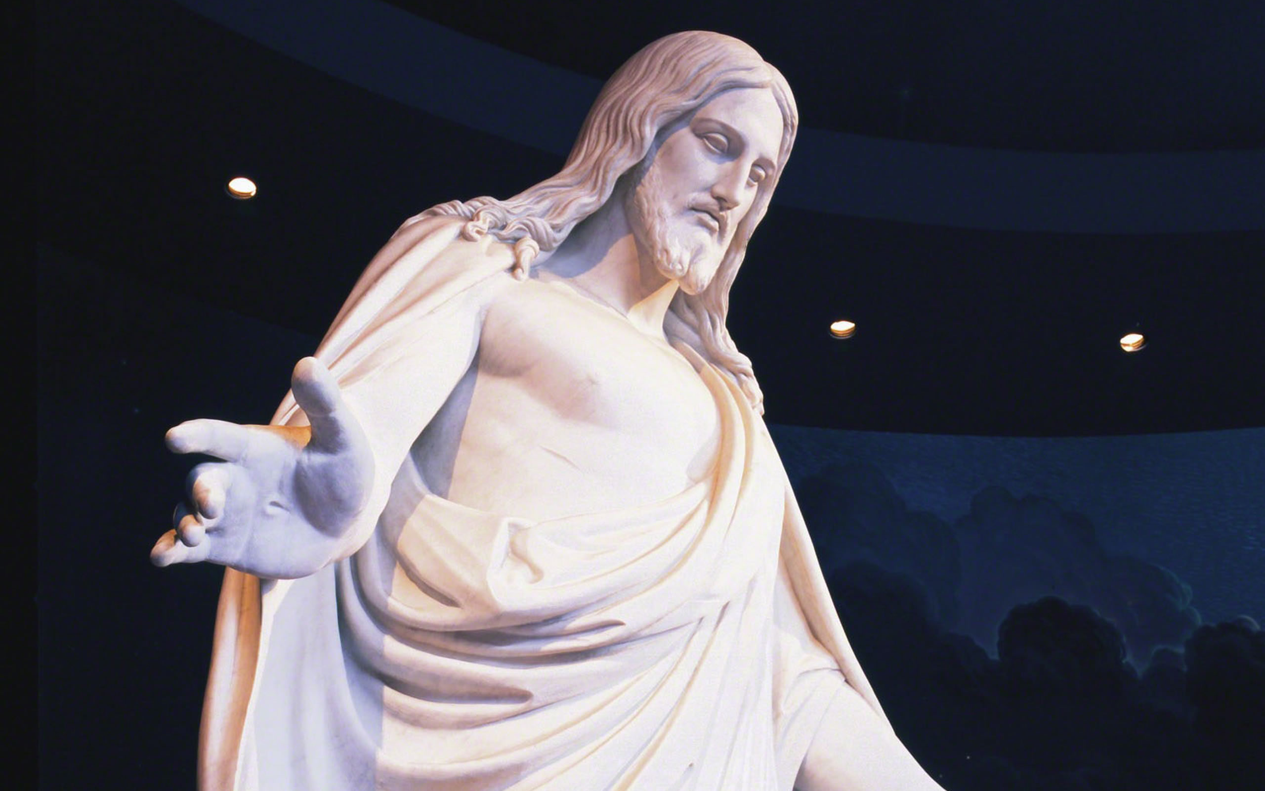 Jesus Christ 2560x1600