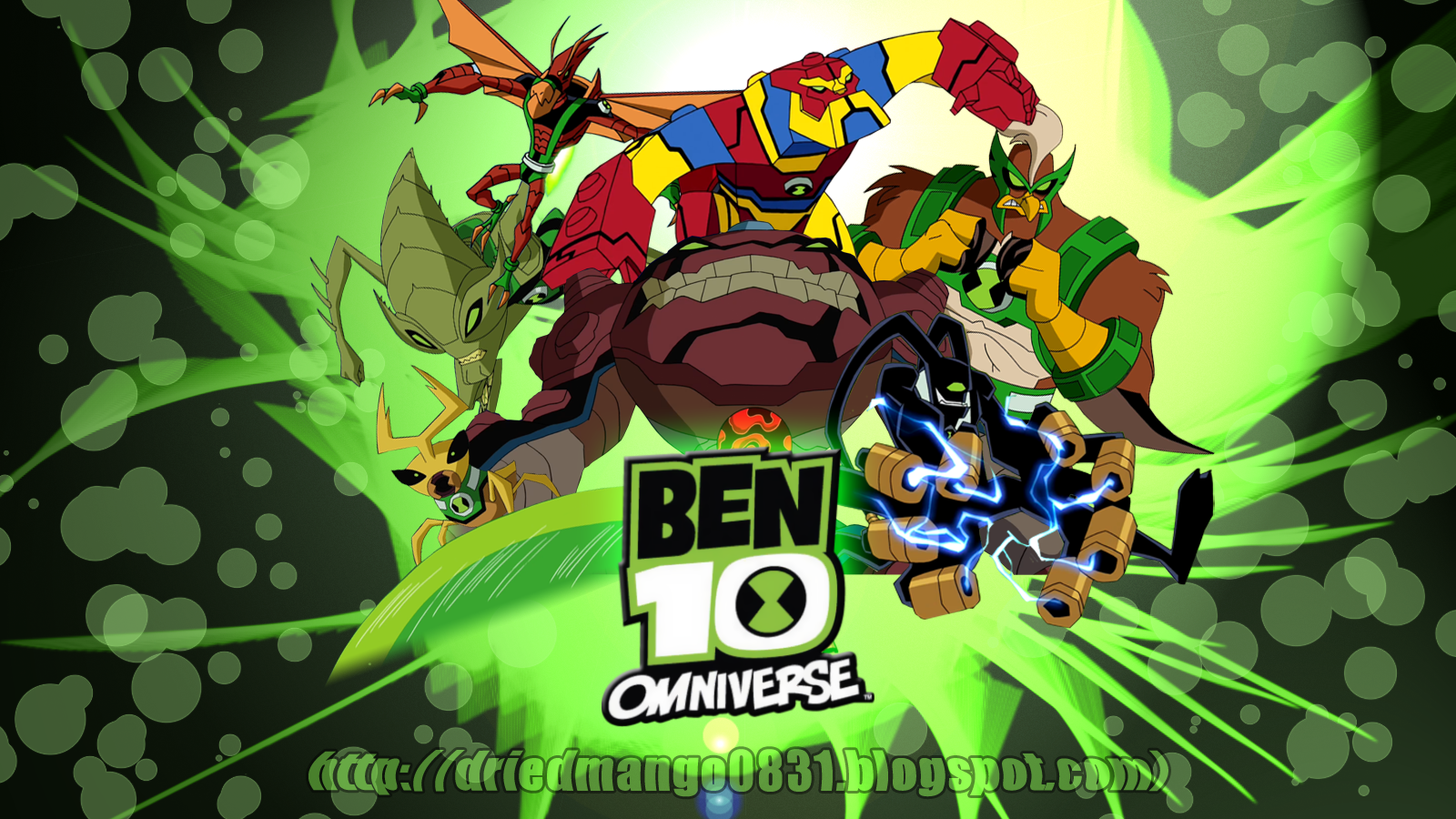 49 Wallpaper Ben 10 On Wallpapersafari