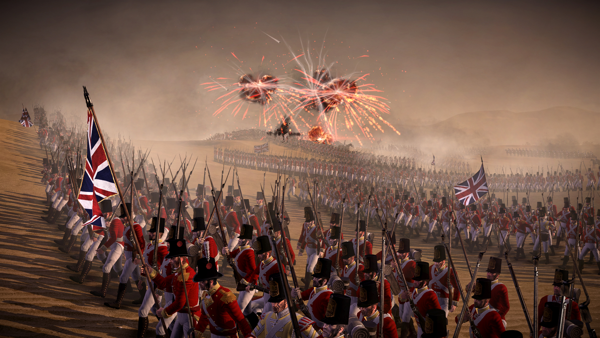 2015 By Stephen Comments Off on Napoleon Total War Wallpapers 1920x1080