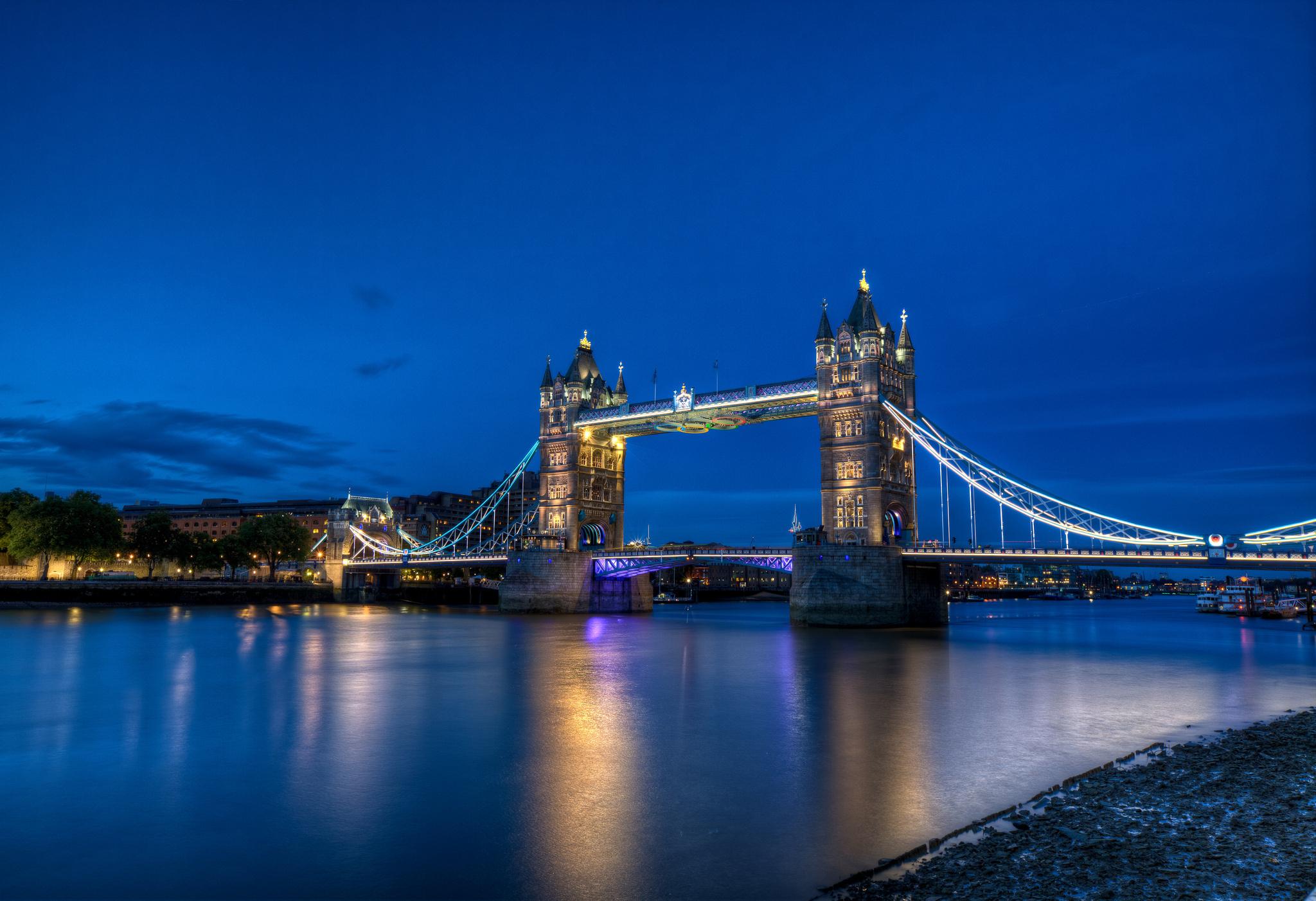 wallpaper bridge london scenic - photo #9