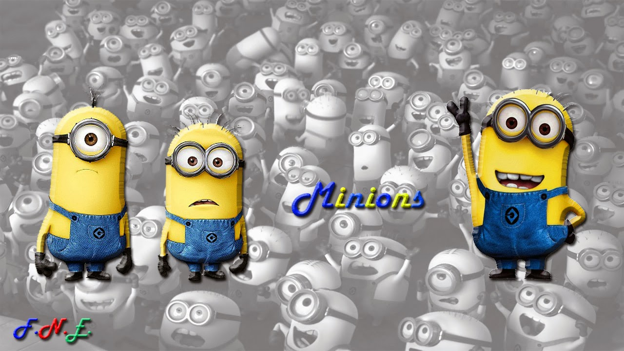 Minion Wallpaper Fiction Never Ends 1280x720