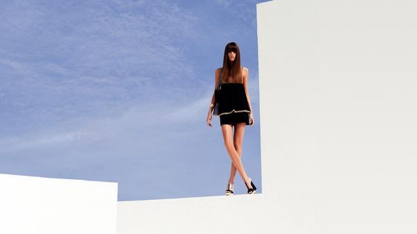 dress long legs vogue magazine freja beha 1920x1080 wallpa Wallpaper 600x337