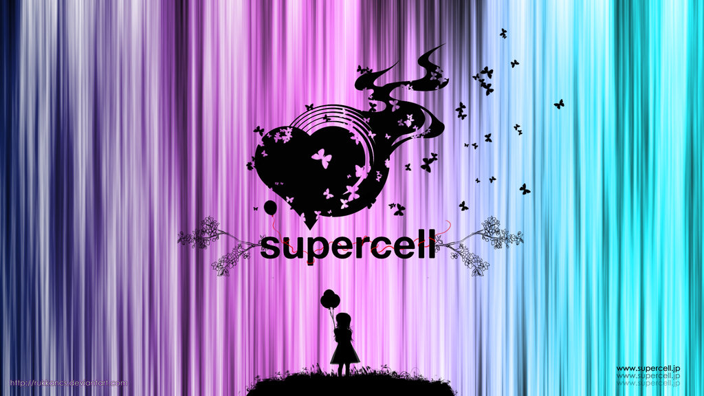 Supercell Wallpaper Supercell wallpaper 1 by 1024x576
