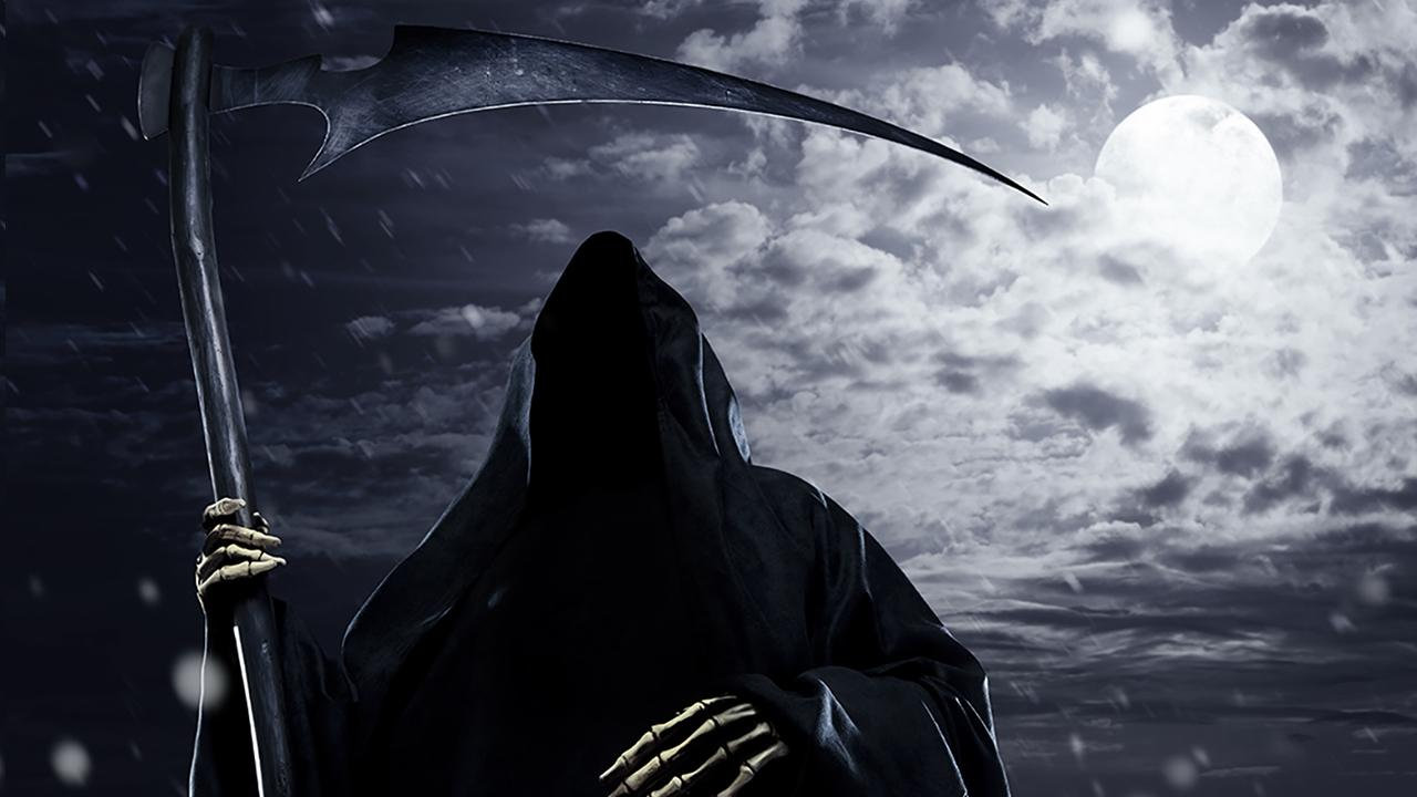 prepare for the horror with the brand new grim reaper live wallpaper 1280x720