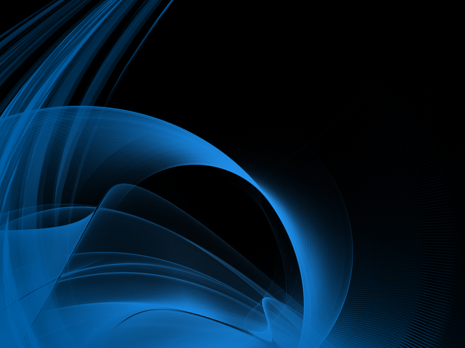 black and blue - HD1600×1200