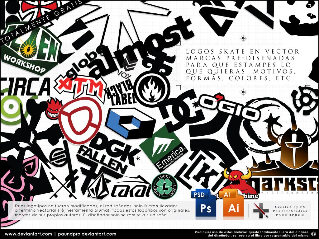 Skateboarding Brands Wallpaper