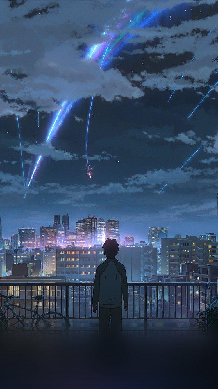 Aesthetic Anime iPhone Wallpapers   Top Aesthetic Anime 750x1334