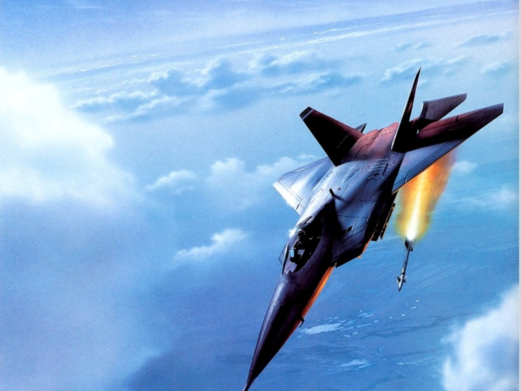 Awesome HD Wallpaper Collection Black Full HD Fighter Jet 1024x768