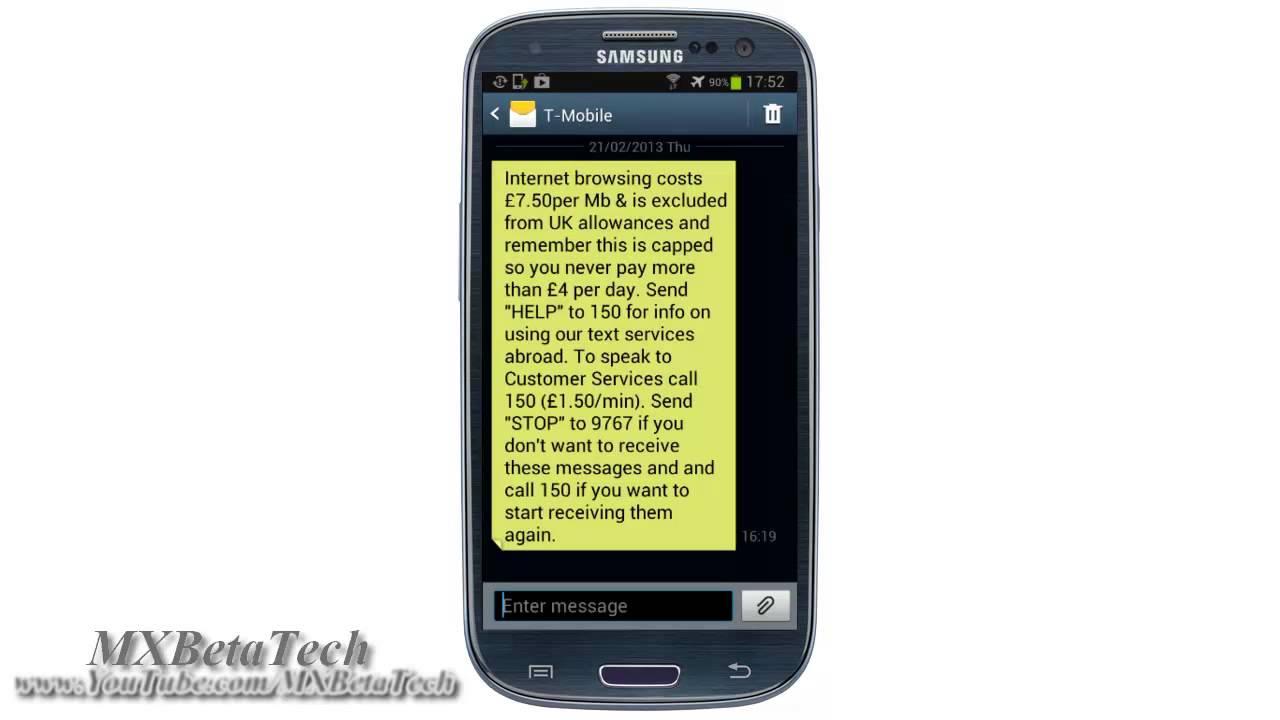 Samsung Galaxy S3 Wallpaper Settings