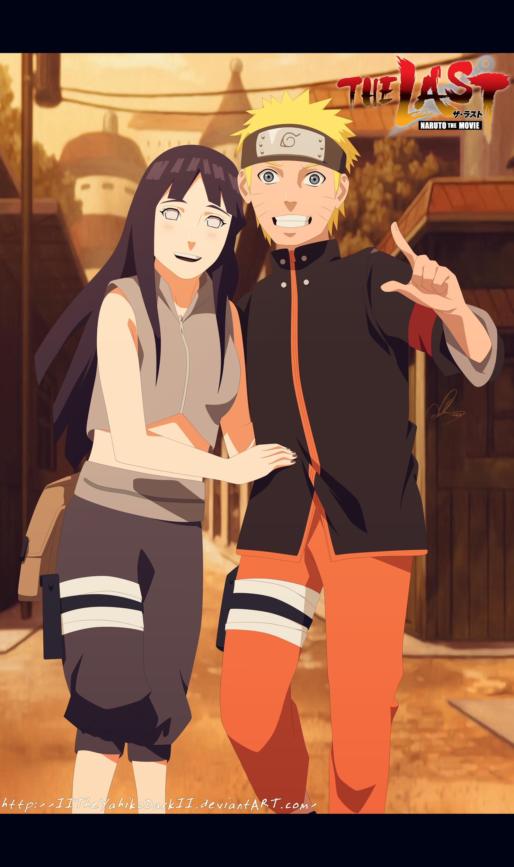 Naruto The Last Movie Naruhina by IITheYahikoDarkII 1600x2702