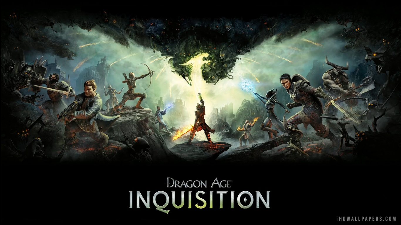 Dragon Age Inquisition HD Wallpaper   iHD Wallpapers 1366x768