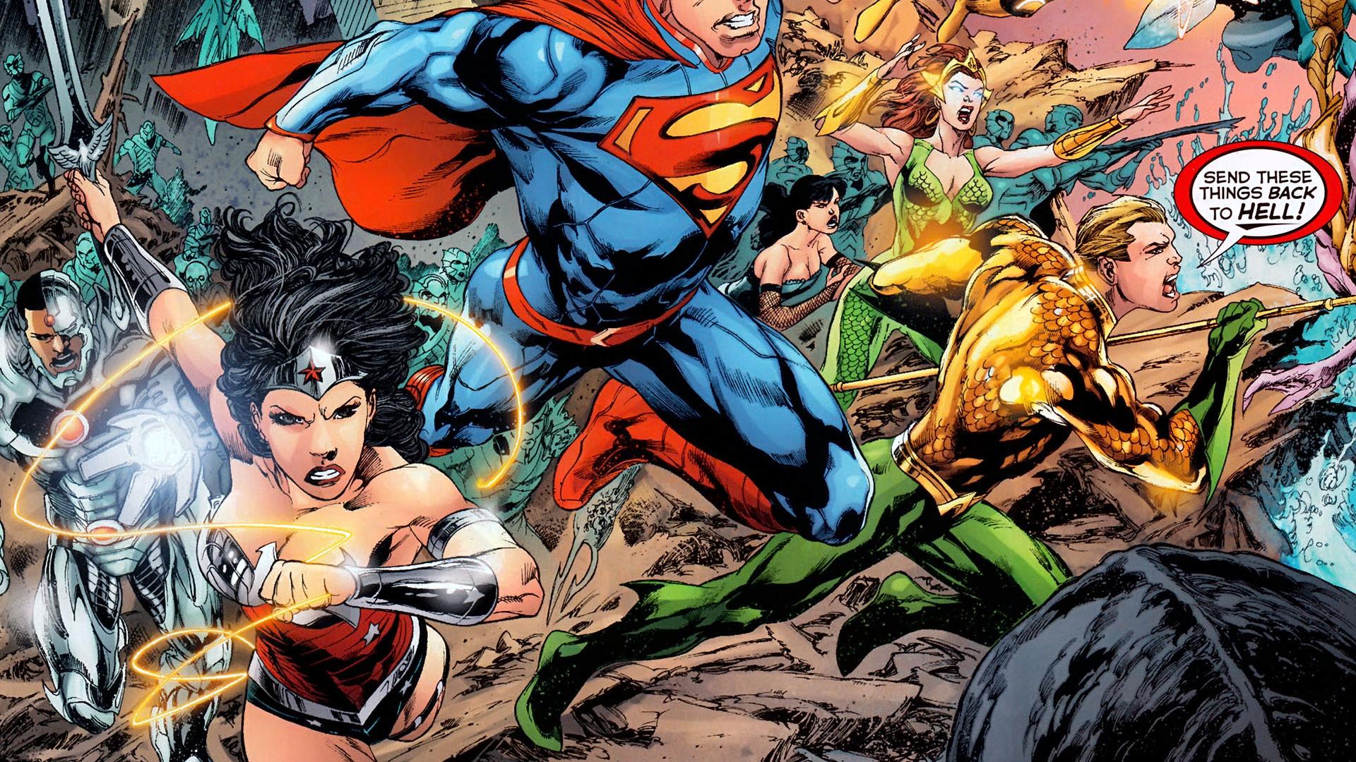 Superman New 52 Iphone Wallpaper Download