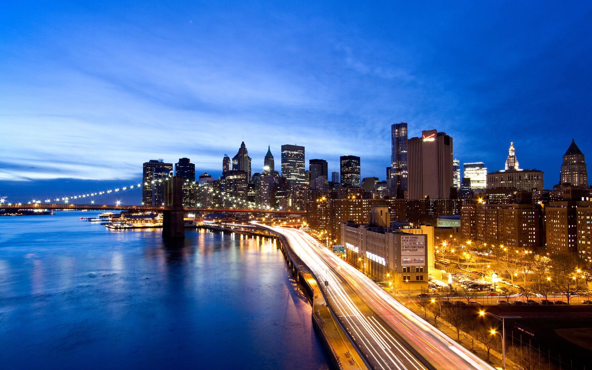 New York City Desktop Wallpaper Wallpapersafari