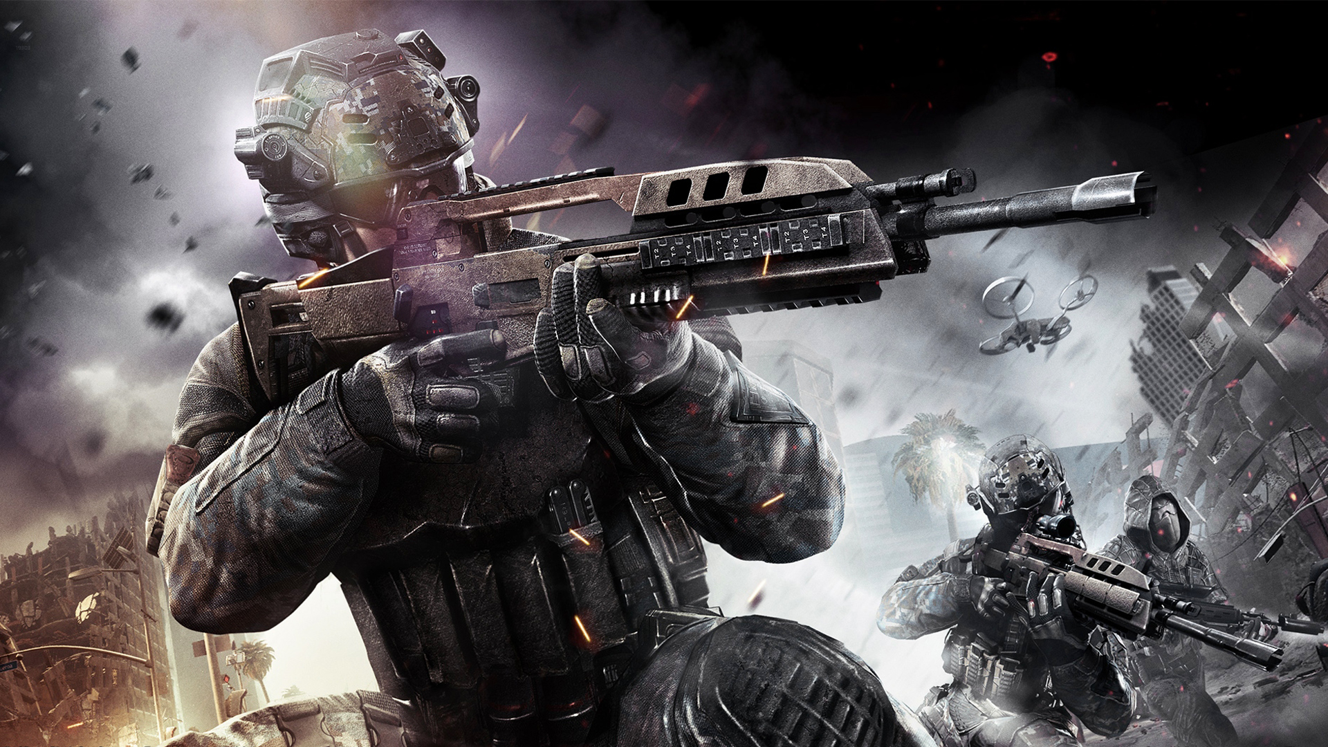 Call Of Duty Black Ops 2 Wallpaper 761066 1920x1080px by Colin 1920x1080