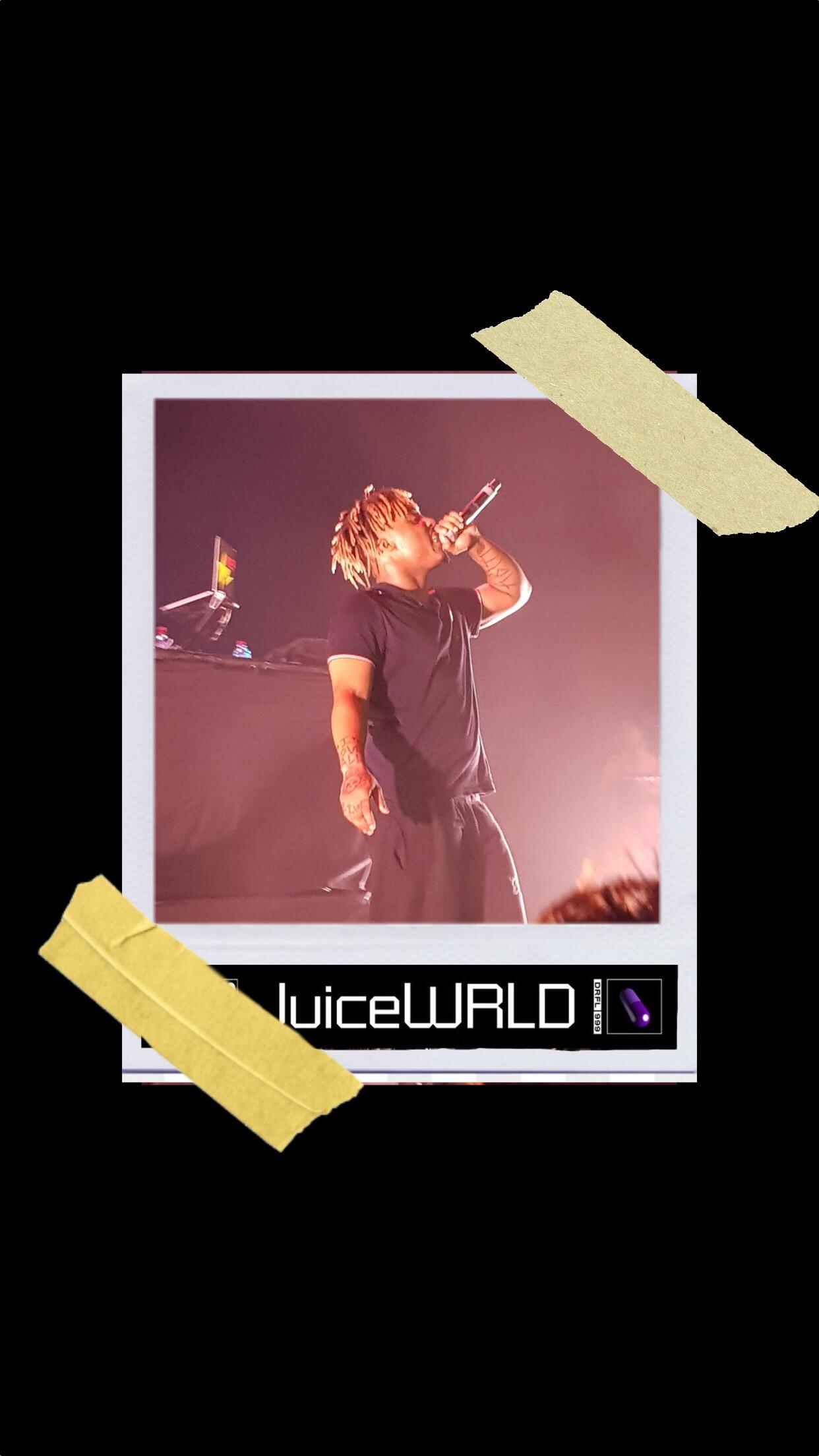 Juice WRLD wallpaper I made for iPhone and Android JuiceWRLD 1242x2208