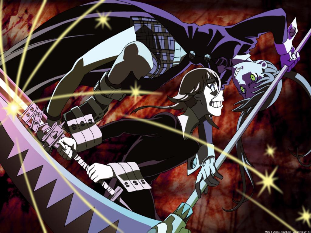 Soul Eater Maka Wallpaper - WallpaperSafari