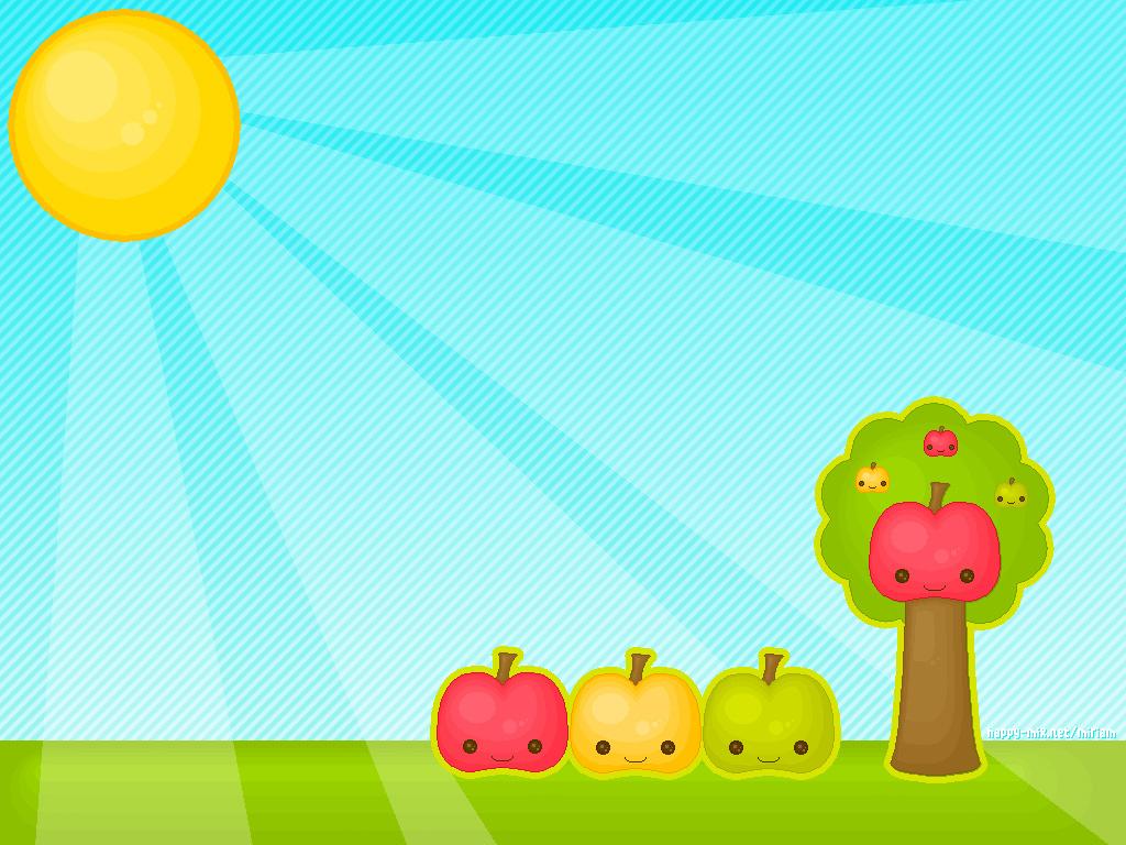 Apple Tree   Fruit Wallpaper 526570 1024x768