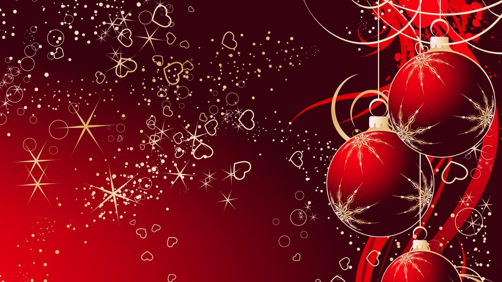 Christmas Wallpapers Merry Christmas 1600x900