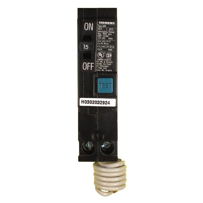 Siemens QP 15 Amp Single Pole Circuit Breaker Lowes Canada 800x800