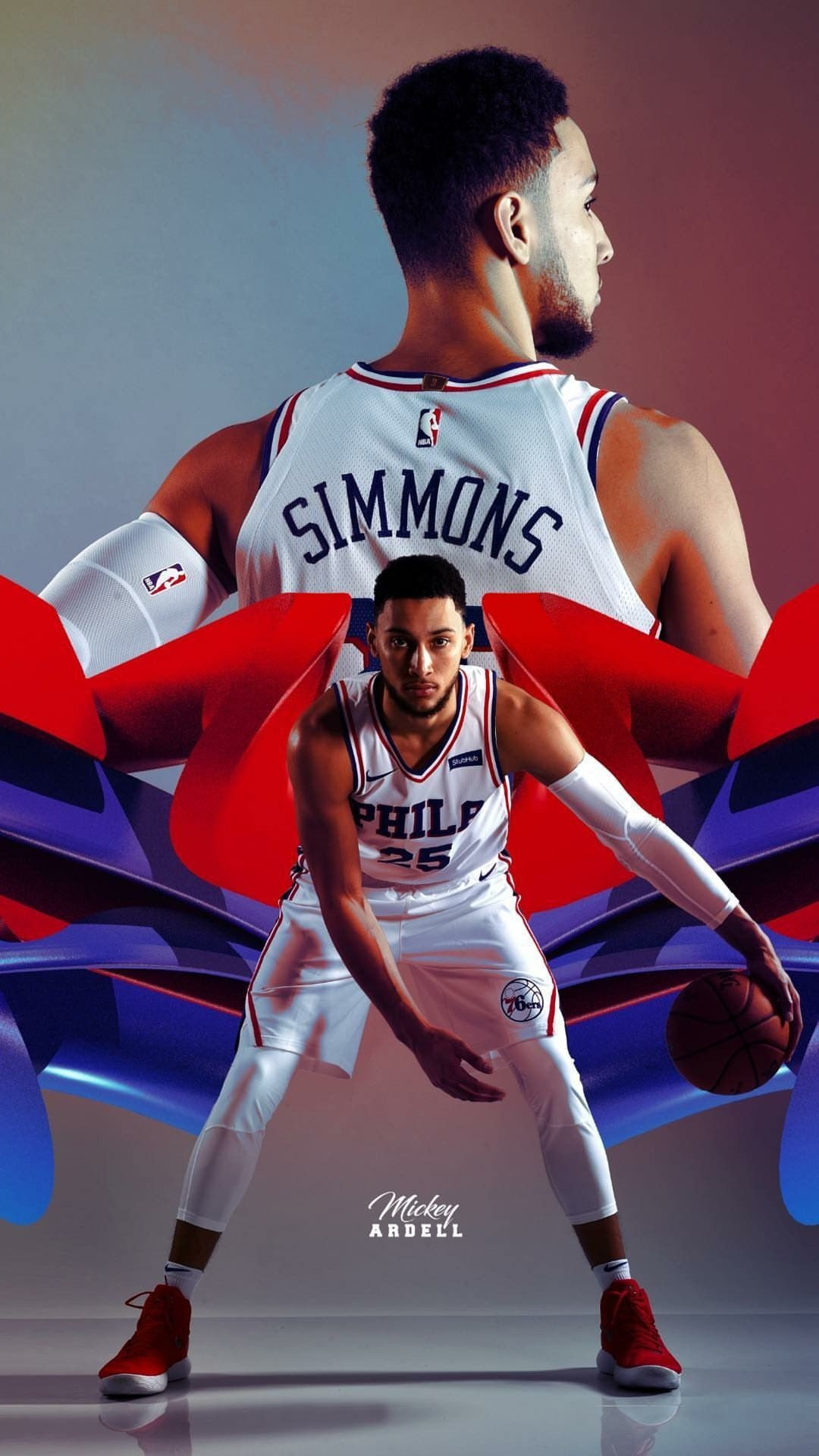 72 Sixers Wallpapers on WallpaperPlay 1080x1920
