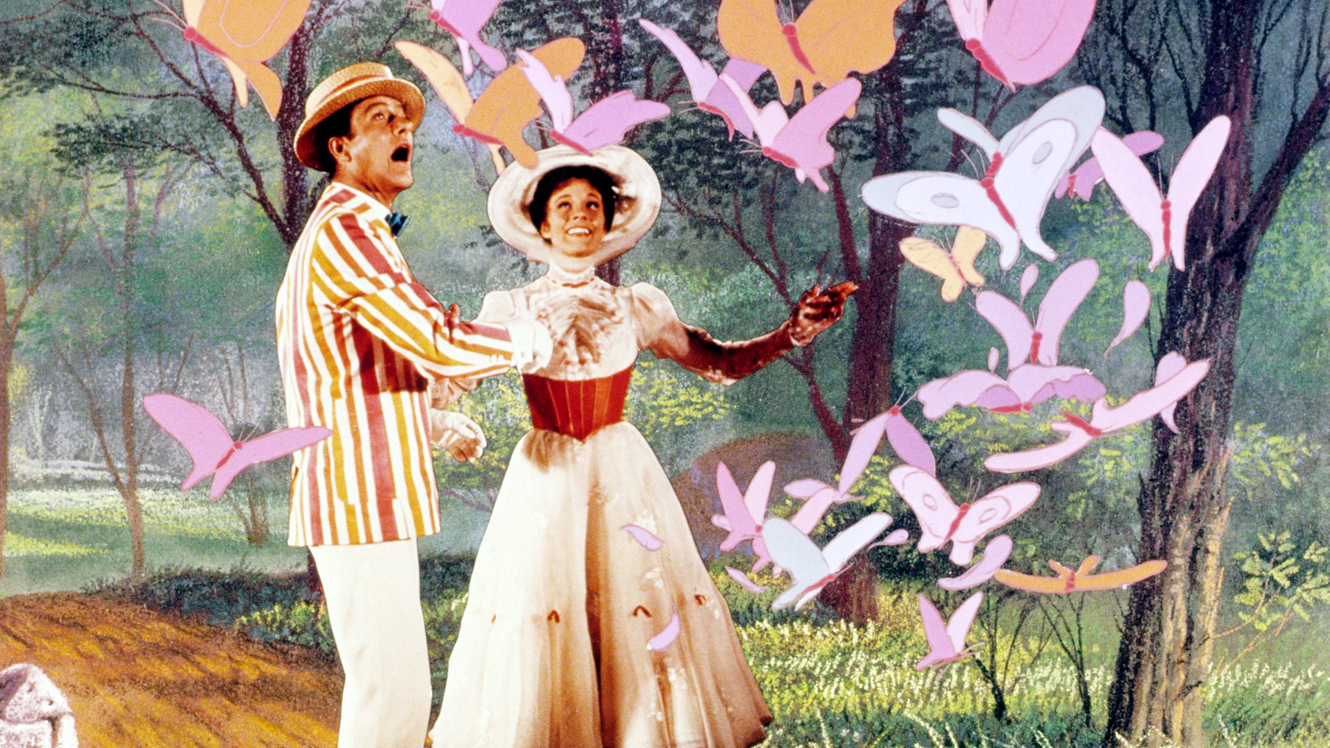 Download mary poppins gallery 1330x748 100 mary - Mary poppins wallpaper ...