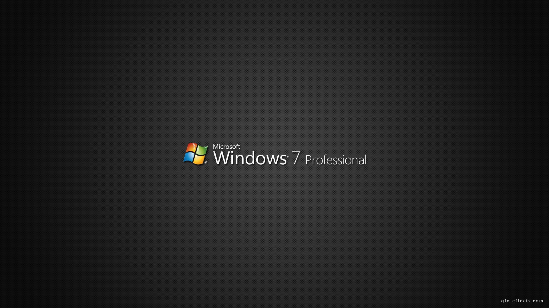 Windows 7 professional wallpaper wallpapersafari for Wallpaper home pro