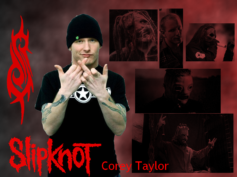 Corey Taylor wallpaper by VegetaNiko on deviantART 800x600