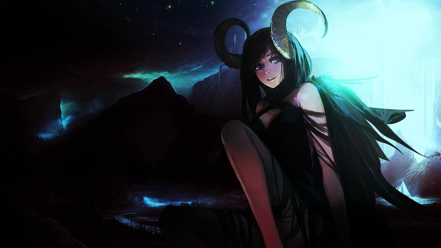 900x506px Dark Angel Anime Wallpaper Wallpapersafari