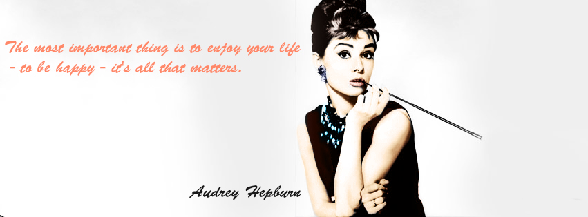 Audrey Hepburn Quotes Wallpaper QuotesGram 851x315
