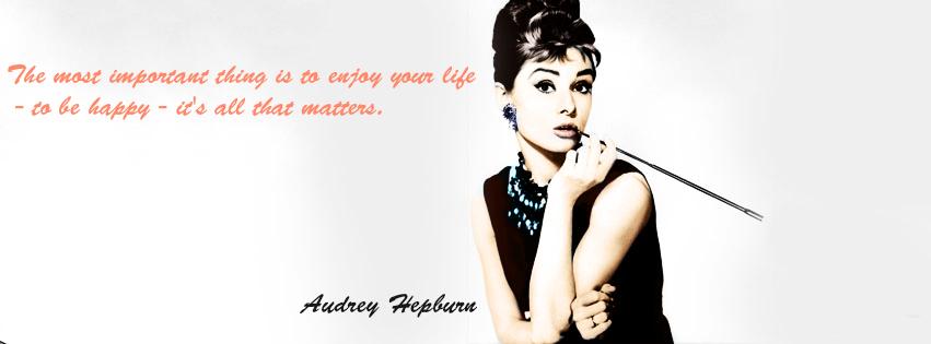 Audrey Hepburn Quotes Wallpaper QuotesGram 851x315
