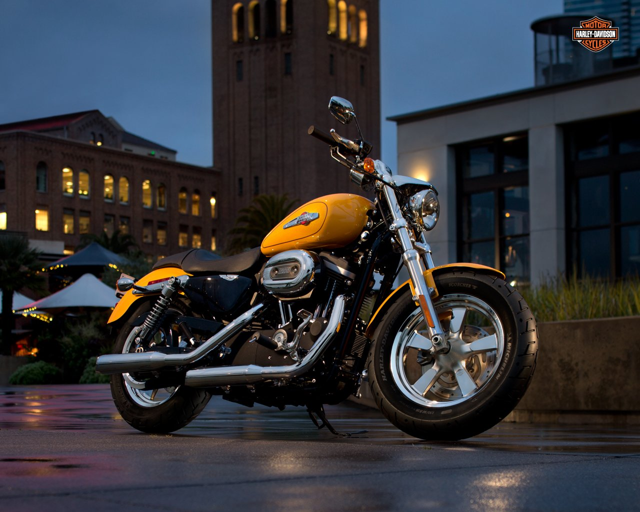Harley Davidson Sportster Wallpaper   Wallpapers And Pictures 1280x1024