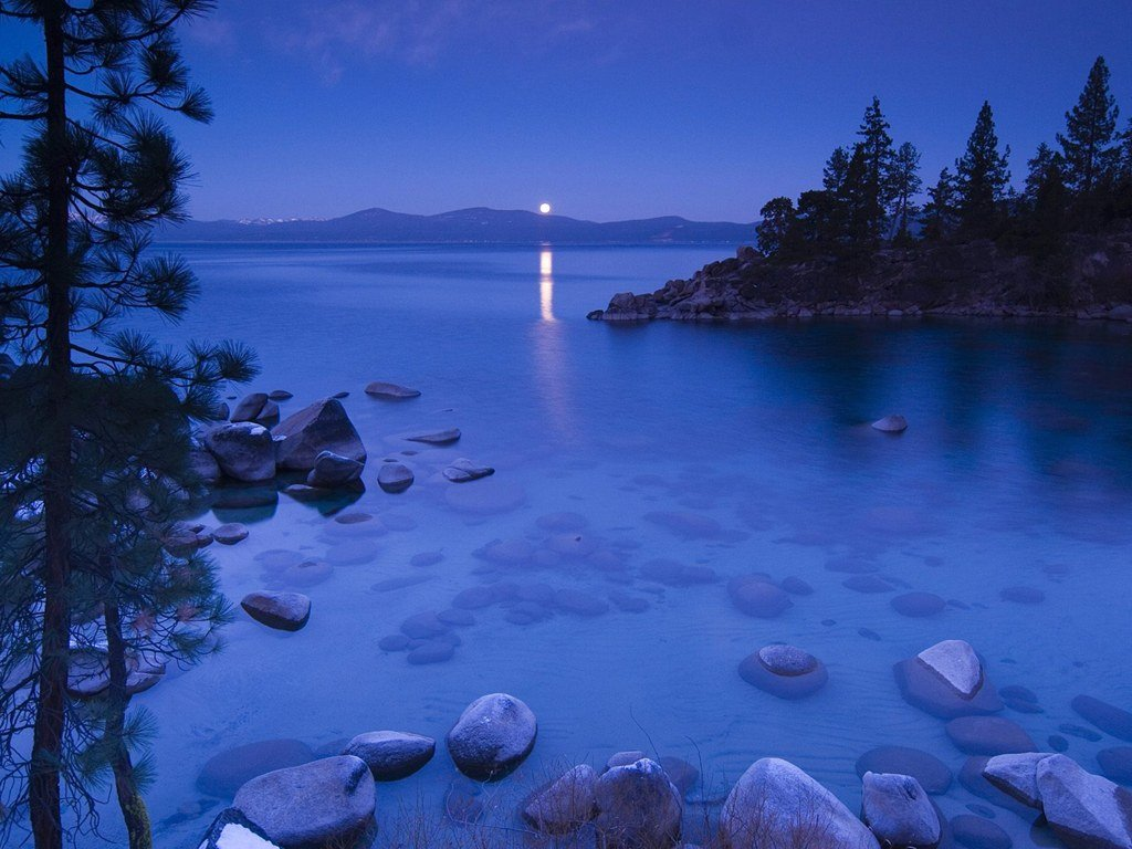 lake tahoe hd desktop wallpaper lake tahoe hd sunset wallpaper 1024x768