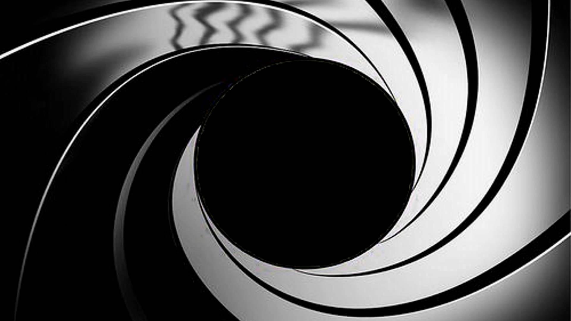 James Bond 007 Blank Gunbarrel Test 1920x1080