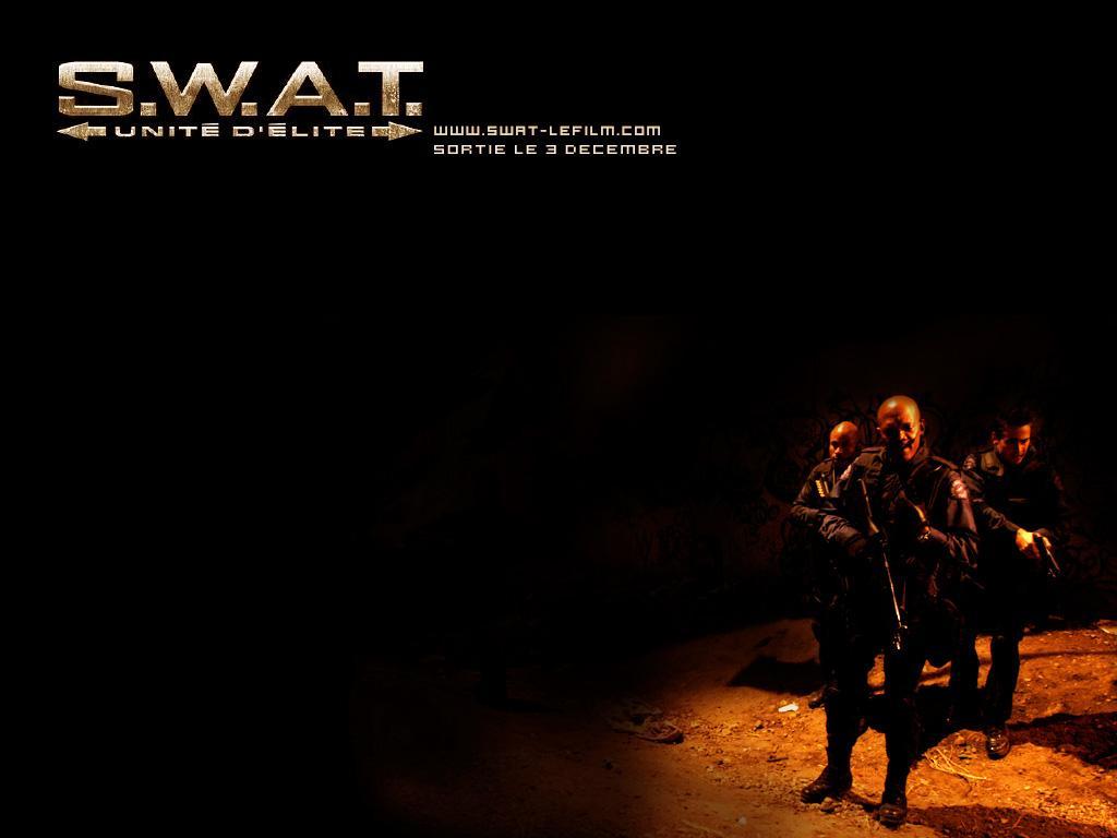 swat papel de parede do filme swat 1024x768