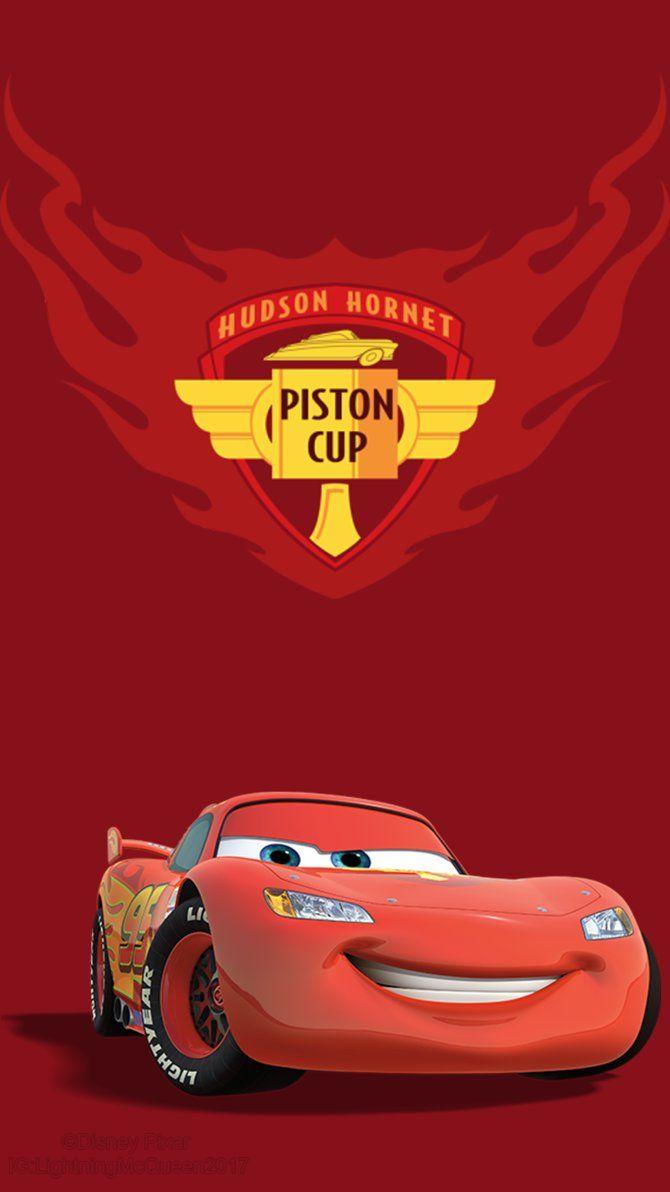 Hudson Hornet Piston Cup Wallpaper 750x1334 V2 by 670x1192