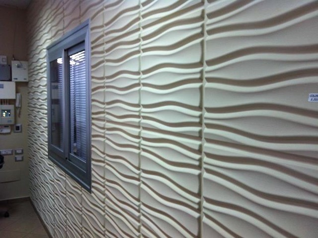 Textured wall coverings   Modern   Wallpaper   other metro   by 640x478