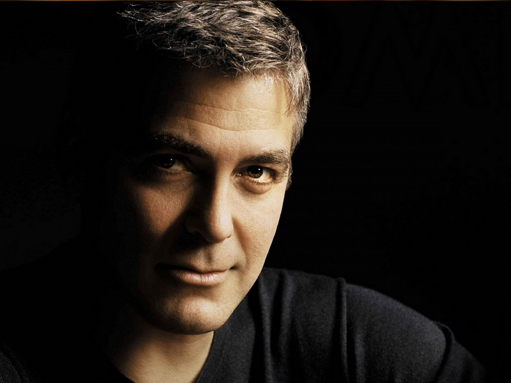 George Clooney HQ Wallpapers George Clooney Wallpapers   16987 1024x768