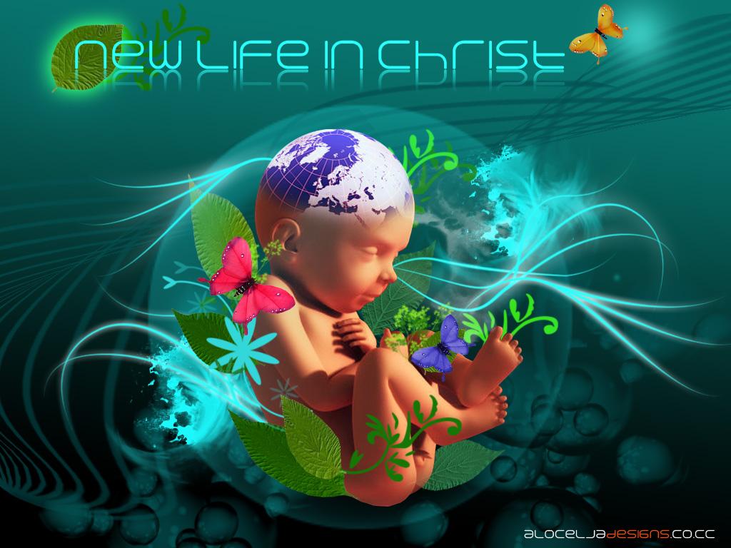 Blessings Baby Jesus Christ Wallpaper 1024x768