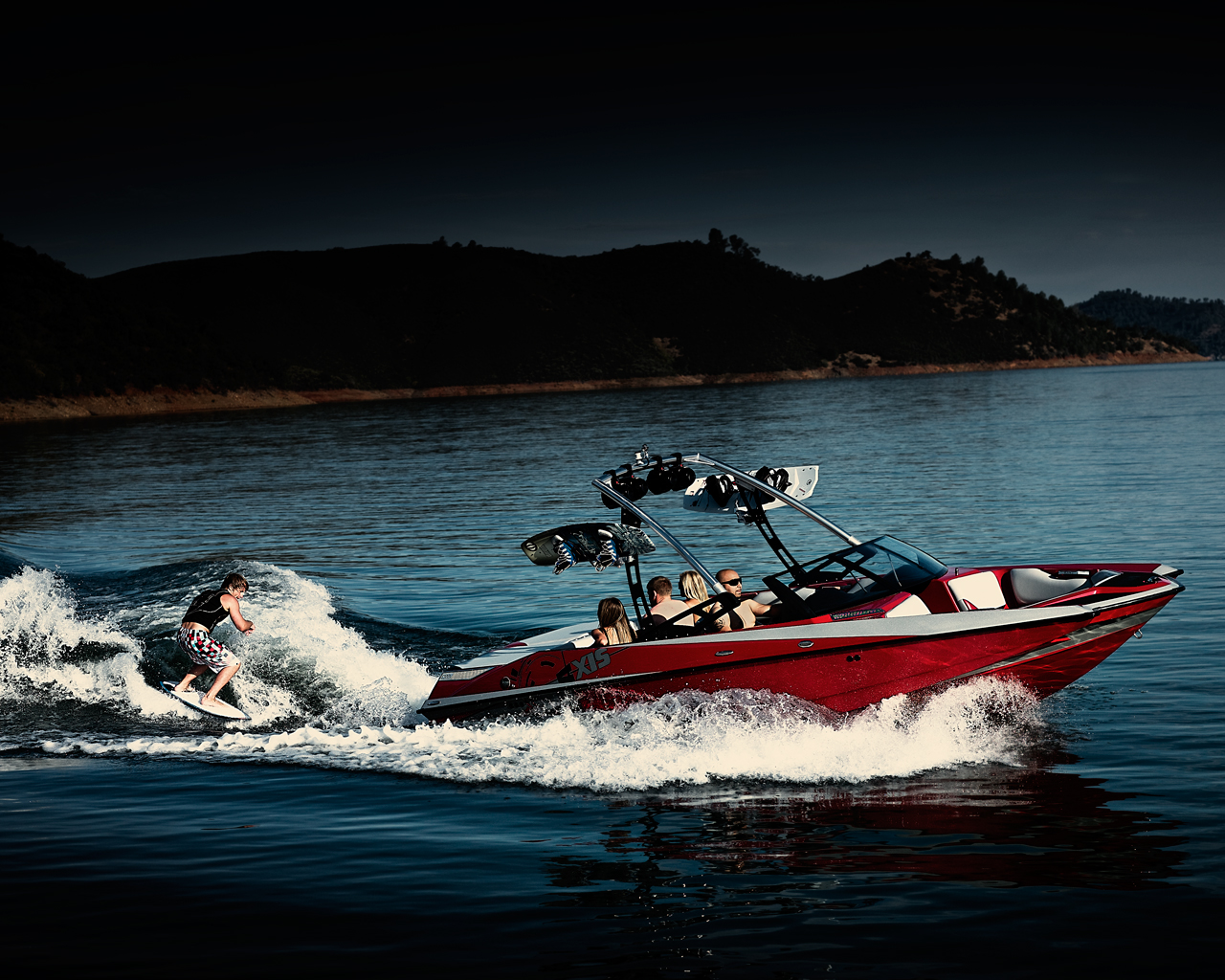 Axis Boats Wakeboard Boat Wallpapers Boat Buyers Guide 1280x1024