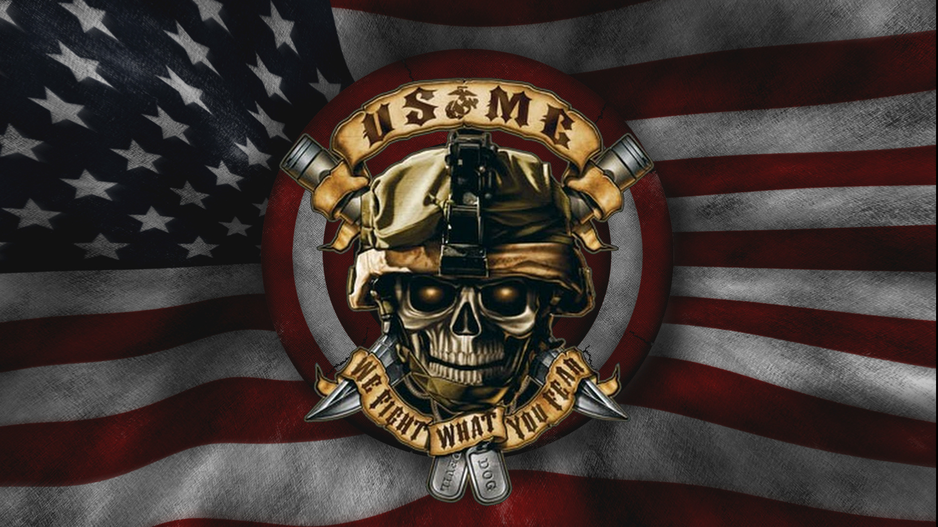 USMC Wallpaper 1920x1080 - WallpaperSafari