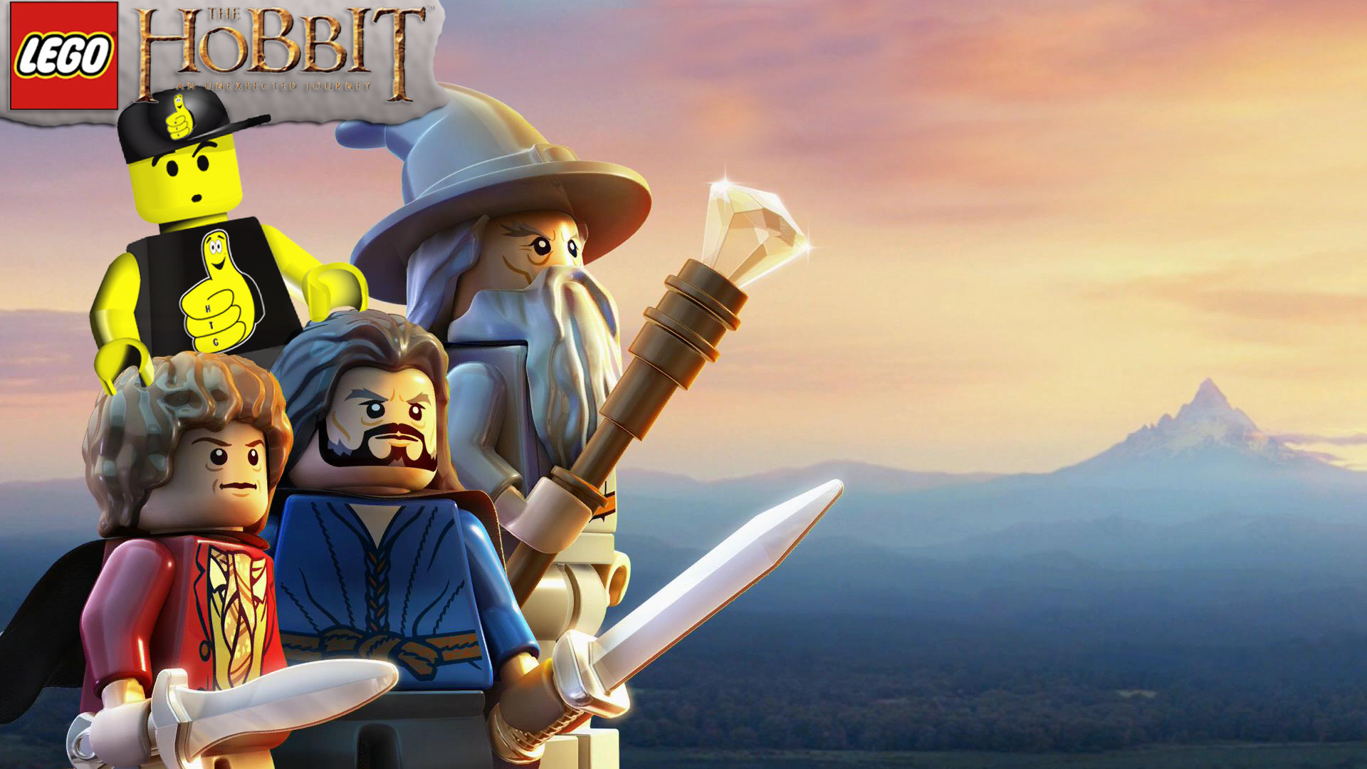 LEGO the Hobbit TrophyAchievement Guide HTG Happy Thumbs Gaming 1920x1080