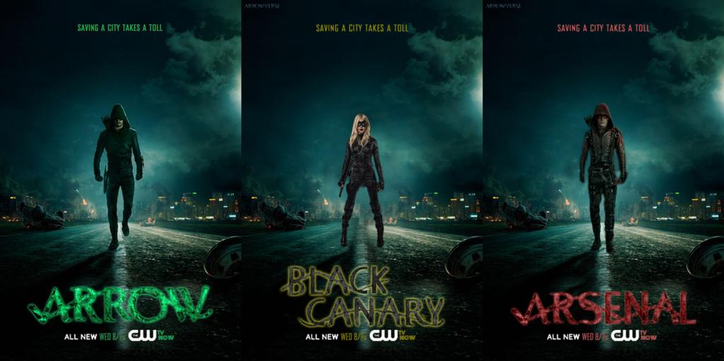 Arrow CW Season 3 Promo Art 1 by Arrowverse 1024x511